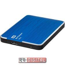 """HD 2,5 ESTERNO WD WDBZFP0010BBL BLU MyPassport Ultra 1 TB 2,5"""" USB3.0 extern"""