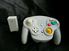 Nintendo GameCube Platinum WaveBird Wireless Controller wi/ Receivers DOL-004