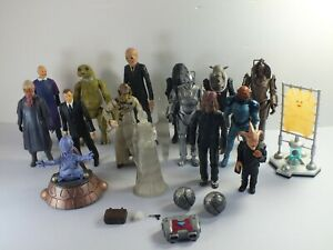 Job Lot Doctor Who 5 inch Figures - Various Characters x 16