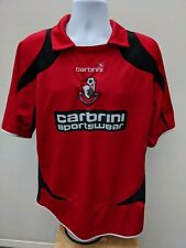 Retro 2008/10 AFC Bournemouth, Home football Shirt by Carbrini, The Cherries 🍒