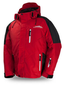 Katahdin Gear Men's Apex Jacket Red All Sizes