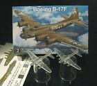 1 700 Boeing B 17F Fortress Heavy Bomber   X2 3D Printed   Mighty Eighth