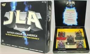 1998JLA JUSTICE LEAGUE OF AMERICA Greatest DC Comic Super Heroes Collection II