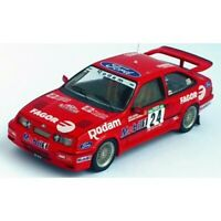 TROFEU, RRAL77 Ford Sierra RS Cosworth..1989 Portugal Rally..J.Miguel 1/43 Scale
