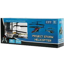 Project Storm Remote Control RC Helicopter