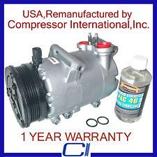 2012-2014 Ford Focus 2.0L OEM Reman A/C Compressor