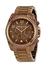 Erwachsene-Quarz - (Batterie) Armbanduhren aus Edelstahl mit Chronograph