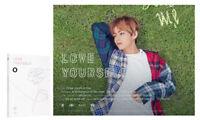 BANGTAN BOYS [O Ver] LOVE YOURSELF Her BTS 5th Mini Album CD+Photobook+Photocard