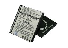 3.7 V batteria per Sony-Ericsson K220i, K618i, V630i, w600c, V600i, K750C, W380i,