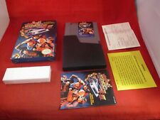 Back to the Future Part II & III Nintendo Entertainment System NES COMPLETE Box