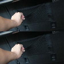 Details about  Car Trunk Interior Organizer Bag Mesh Cargo Net Rear Seat Storag