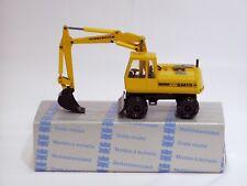Sennebogen SM15 EVS Wheel Excavator - 1/50 - Conrad #28187 - N.MIB