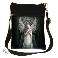 STUNNING ANNE STOKES SHOULDER BAG ~ ONLY LOVE REMAINS ~ ANGEL ~ NEMESIS NOW