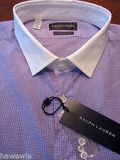 Ralph Lauren Black Label camisa 43-44/17,5 - XL, color moderna, 245 € 185