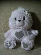 Care Bears, 25 Years Of Caring, Anniversary Bear, White/Silver, w/Tag 11""