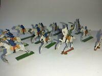 Early German Flat Lead Soldiers