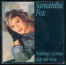 NOTHING'S GONNA STOP ME NOW - DREAM CITY # SAMANTHA FOX