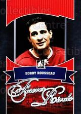 2012-13 ITG Forever Rivals #19 Bobby Rousseau