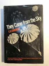 They Came From The Sky E.H. Cookridge(British Secret Agents) 1967 HC
