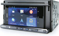 Sony XSP-N1BT In Dash Bluetooth Smartphone Cradle Double Din Car Stereo Receiver
