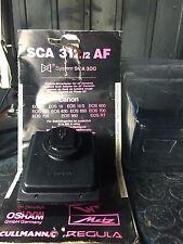 METZ SCA 312/2 AF TTL zoccolo adattatore per CANON EOS Autofocus a Pellicola.