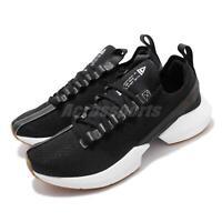 Reebok Sole Fury Lux Black White Gum Mens Running Shoes DV6925