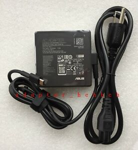 New Original Asus 100W Type-C Cord/Charger ROG Flow X13 GV301QH-DS96 A20-100P1A@