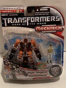 Hasbro Transformers Thunderhead-Major Tungsten Dark of the Moon Mechtech -2010-