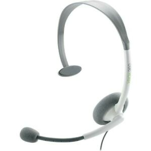 Xbox 360 - official Headset #white [Microsoft]