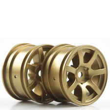 1:12 Felge 7-Speichen gold SPADA 09L 2 Stück Kyosho SDH-102GL 704786