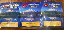 Mountain House Freeze Dried Food Pouches-3 Pack