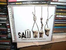 Soundtrack - Saw 3 (Original Soundtrack) (CD 2006) FILM SOUNDTRACK