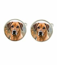 Rhodesian Ridgeback Mens Cufflinks Ideal Birthday Father Day Gift C630