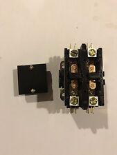 Carrier Bryant OEM Contactor 2 Pole 40 Amp FLA 24V Coil HN52KD020