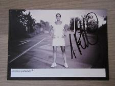 Andrea Petkovic original handsignierte Autogrammkarte / Tennis TT12