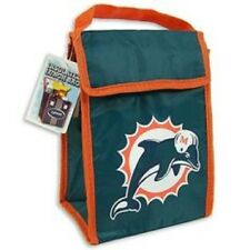 NFL Miami Dolphins FOREVER COLLECTIBLES INSULATED LUNCH COOLER BAG NEW