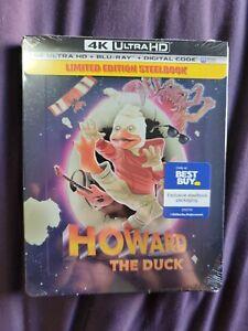 Howard The Duck 4k Steelbook NEW