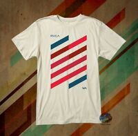 New RVCA Diagonal Mens T-Shirt