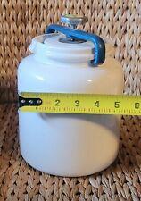 Industrial Stoneware Tumbling Jar for Grinding & Pulverizing