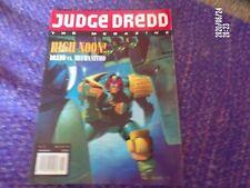 Judge Dredd The Megazine #17 December 12th-25th 1992 Comic