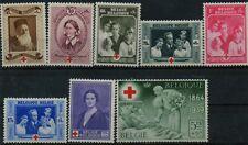 Année 1939 : 496-503 ** - Croix-Rouge
