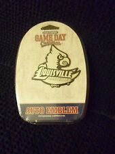 Louisville Cardinals Auto Car Emblem Team Logo For Your Car Vehicle RV