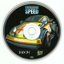 EXCESSIVE SPEED Gioco di corse ORIGINALE PC - Retrogame