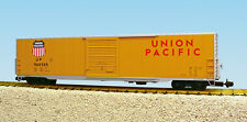 USA Trains G Scale 60 Ft Single/Double Door Box Car R19401A/B Union Pacific
