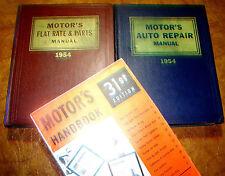 Hudson Ford Dodge Chevy Packard 1940 46 1947 1948 49 1950 51 1952 Motors Books