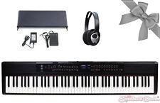 Artesia Pe88 Mobile Digital Piano Keyboard w/ Headphones - Replaces Pa88W