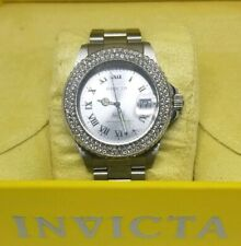 Invicta Women's 19873 Angel Analog Display Quartz Silver Watch