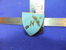 vtg badge N winged arrow aviation works military air force navigator ? religion