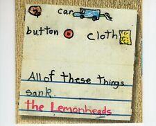 CDTHE LEMONHEADScar button clothEX  (R2422)