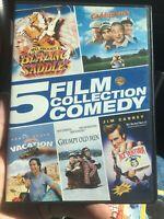 5 Film Comedy Collection WB Warner Bros. (DVD) (5)